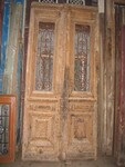 Old Egyptian door - Click photo for more details