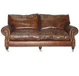 Vintage leather Balmoral - Click photo for more details