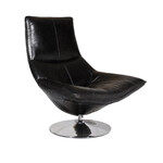 Vintage leather Camden Swivel - Click photo for more details