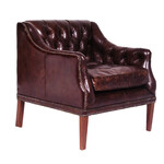 Vintage leather West Bourne - Click photo for more details