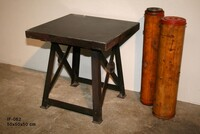 Industrial side table IF-062 - Click photo for more details