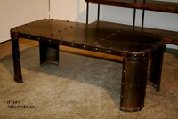 Industrial coffee table IF-141 - Click photo for more details