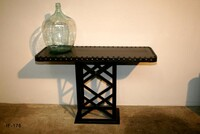 Iron console table IF-176 - Click photo for more details